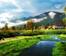 Dream Village HD Wallpapers | HD Wallpapers