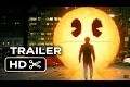 Pixels Official Trailer #1 (2015) – Adam Sandler, Peter Dinklage Movie HD