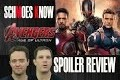 AVENGERS: AGE OF ULTRON SPOILER REVIEW